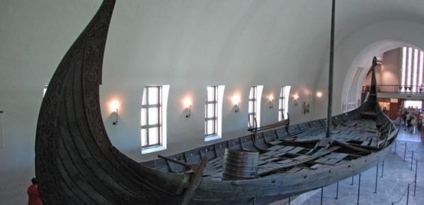 Nowe muzeum wikingów w Oslo