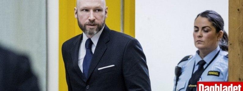 Breivik panoszy się w więzieniu