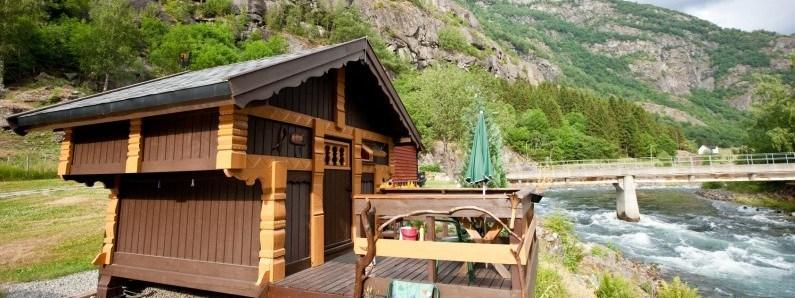 Darmowe miejsca noclegowe w całej Norwegii