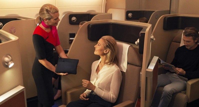 Podróż samolotem tylko dla zaszczepionych: nowy pomysł prezesa jednej z linii lotniczych