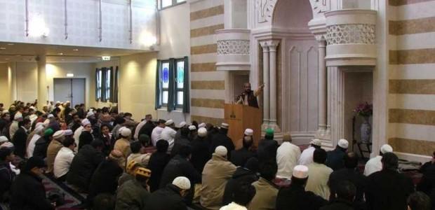 Próba zabójstwa imama w Oslo