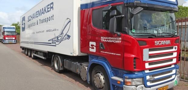 Zakaz wjazdu do Norwegii dla 40 % ciężarówek
