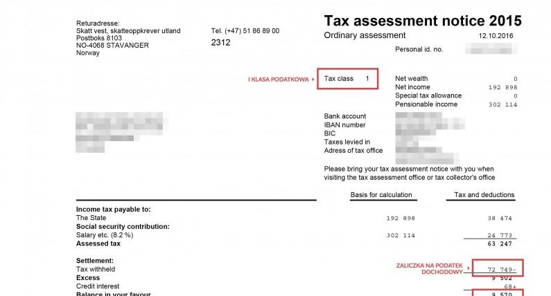 Wiesz, jaka klasa podatkowa ci przysługuje?