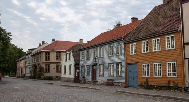 Jak spędzić rodzinny weekend we… Fredrikstad: spacer po Gamlebyen i wizyta w muzeum