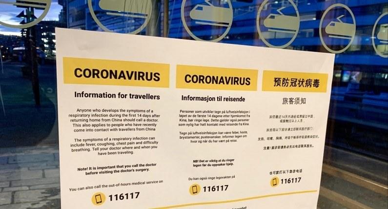 Oslo zbliża się do szczytu epidemii koronawirusa. Może podtrzymać restrykcje [AKTUALIZACJA]