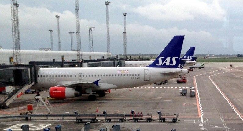 Kryzys skandynawskich linii lotniczych: pracę straci 15 000 osób