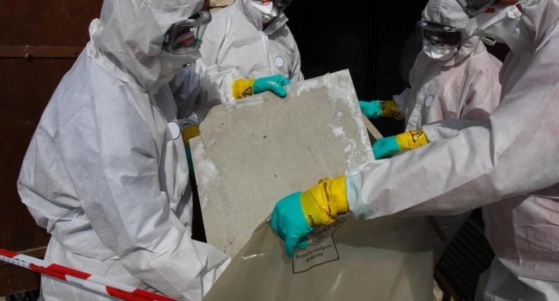 Rakotwórczy azbest: Rocznie na raka płuc choruje ponad 200 Norwegów. Co czwarta budowa nie spełnia wymogów bezpieczeństwa