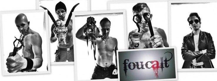 Nie tylko metalowcy, ale także zapaleni wędkarze – wywiad z polskim zespołem Foucalt