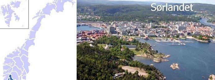 Agencje pracy w regionie Sørlandet
