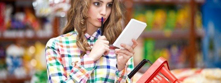 Lekcja 131 – zakupy w sklepie spożywczym