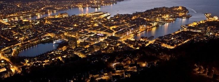 Ciekawe miejsca w promieniu 100 km od Bergen
