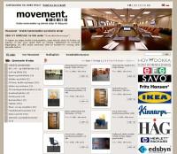 strona internetowa movement