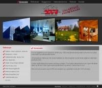 strona internetowa MVV Bygg