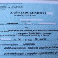Dokumenty specjalistyczne po norwesku