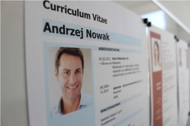 CV po norwesku
