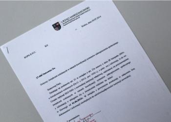 Dokumenty urzędowe w języku norweskim