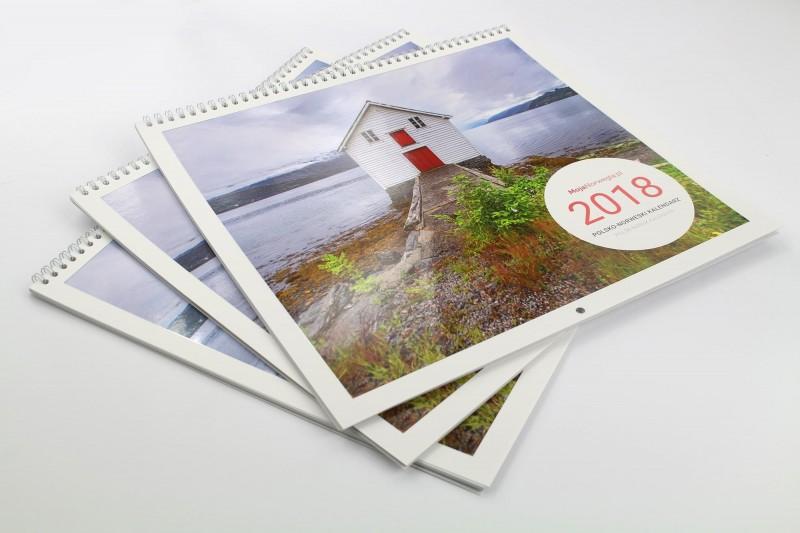 Praca nad najnowszym kalendarzem zajęła nam kilka miesięcy. Ale już jest - idealny na prezent!
