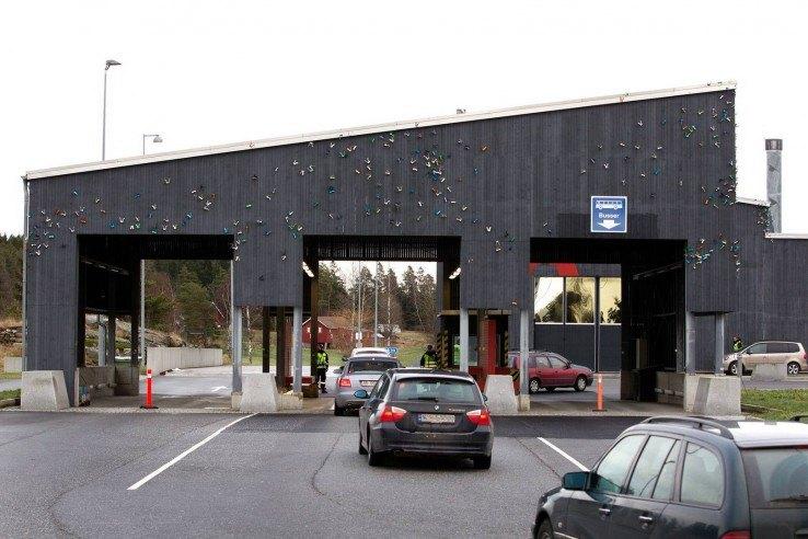 Kontrola celna w Svinesund