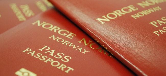 norweski paszport