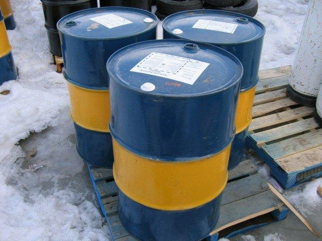 baryłka ropy