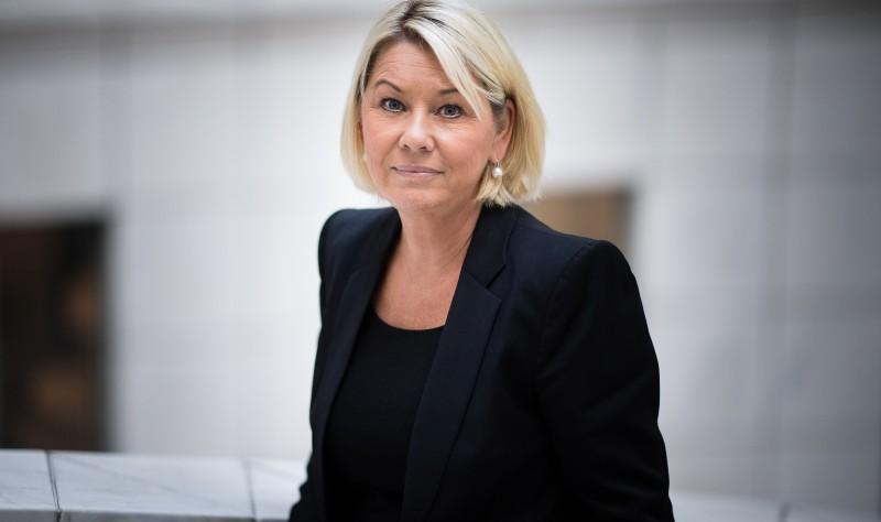 Minister sprawiedliwości Monica Mæland. /zdjęcie ilustracyjne