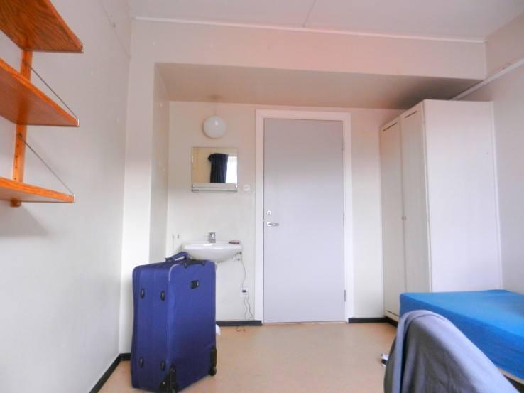 pokój w akademiku w Bergen