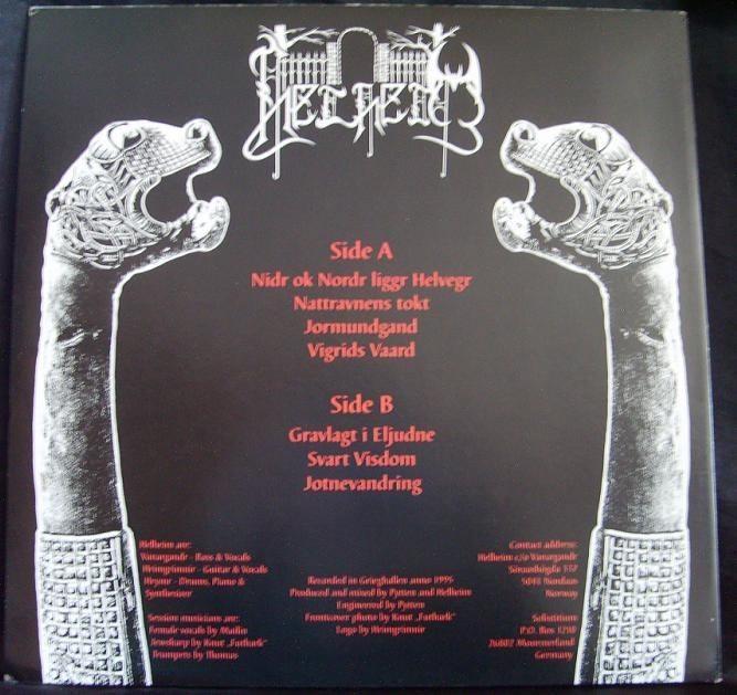 Jormungand inspirował również zespoły metalowe.