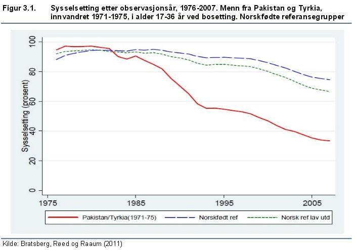 Zatrudnienie Turków i Pakistańczyków