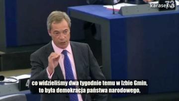 Nigel Farage: Syria (Może się pan zamknie i posłucha!)