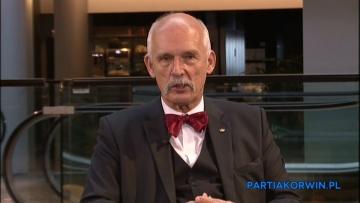 Janusz Korwin-Mikke o PiSie 16.12.2015