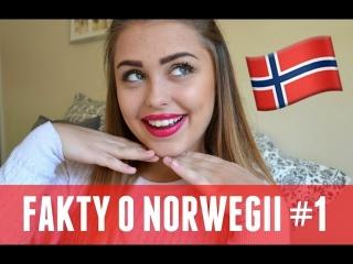 10 FAKTOW O NORWEGII #1❤️ | Wiktoria