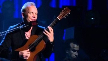 Sting - Fragile - LIVE IN BERLIN 2010 (HD)