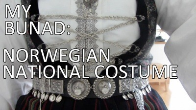 MY BUNAD - NORWEGIAN NATIONAL COSTUME