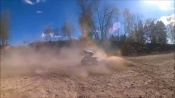 atv yamaha blaster  riding