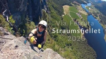 Straumsfjellet - Via Ferrata 2020