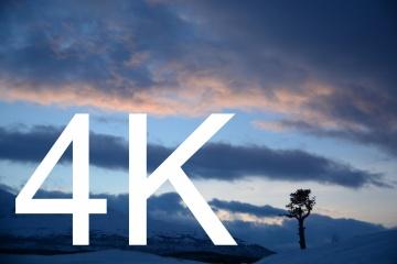 Amazing Norwegian landscape in 4K resolution (UHD)