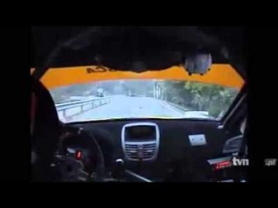 Robert Kubica Crash 2011 in Italy