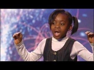 Natalie Okri (HQ) Britain's Got Talent 2009