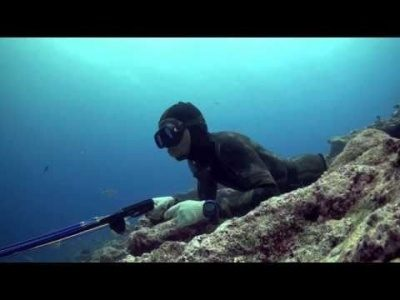 Guam Spearfishing- Hatch Carbon fins