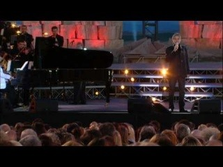 ANDREA BOCELLI (HQ) & LANG LANG - IO CI SARO / I WILL BE THERE