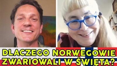 Dlaczego Norwegowie i Szwedzi podchodzą inaczej do pandemii? Rozmowa z profesor Niną Witoszek