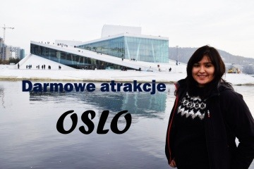 Where is Demi: Wieczorne atrakcje Oslo - Oslo cz. 1 | Norwegia 2015