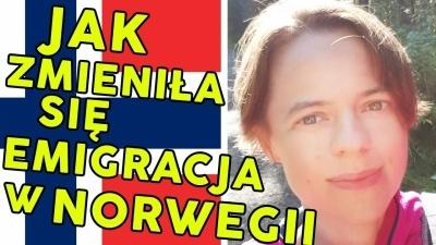 Jak zmieniała się polska emigracja na przestrzeni 13 lat -dr Elżbieta Czapka (1/5) Moja Norwegia #41