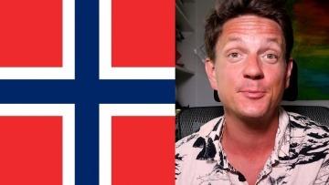 Najlepsza Norwegia bo bezrobotni się szczepią i niszczą nagrobki