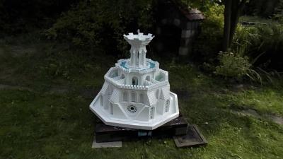 """La fontana polacca """"fuoco & acqua"""" da cpsu2013"""