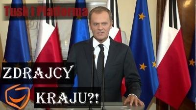 Donald Tusk z Platformą Obywatelską zdradził kraj! [Max Kolonko,Stonoga,Farage, Janusz Korwin-Mikke]