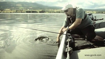 Pike Fishing Norway