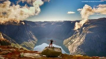NORWAY - Short trip (Trolltunga, Trollkyrka, Trollstigen) HD