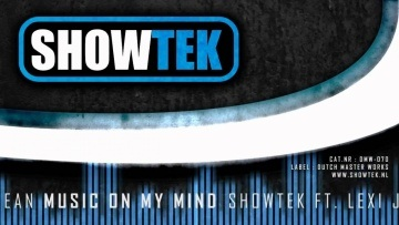 Showtek ft Lexi Jean - Music On My Mind [OFFICIAL]