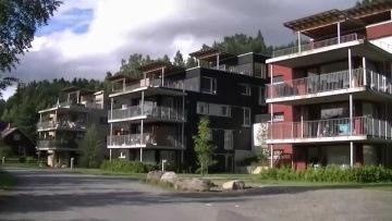 Vlog 03: Norwegia - Miasto Lillehammer - HD